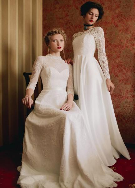 Венди (слева)