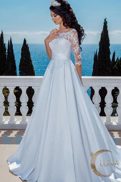 Свадебное платье  снежана (xl size) В наличии в Спб
