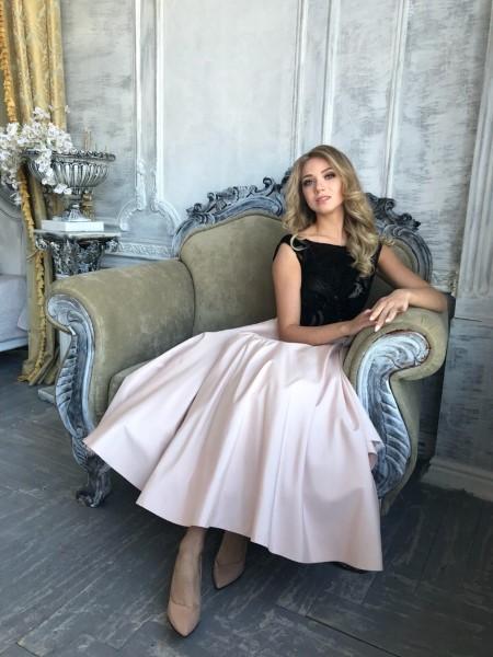 Платье на выпускной -  софи