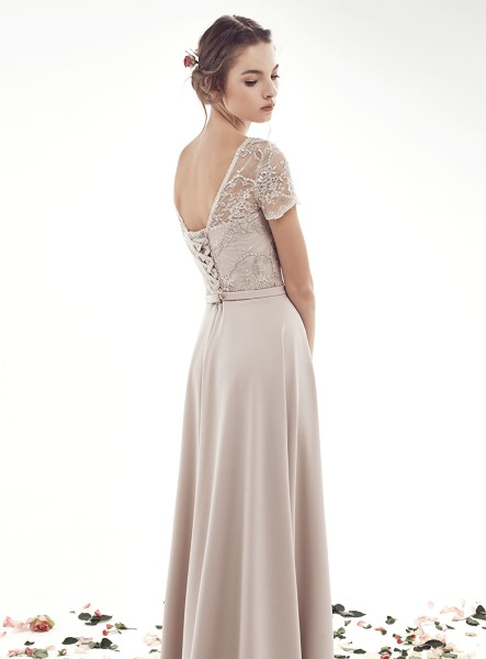 Свадебное платье дженифер пепел