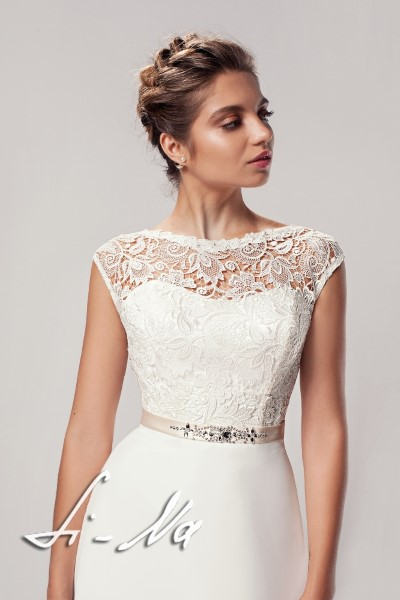 Свадебное платье сюзана фани